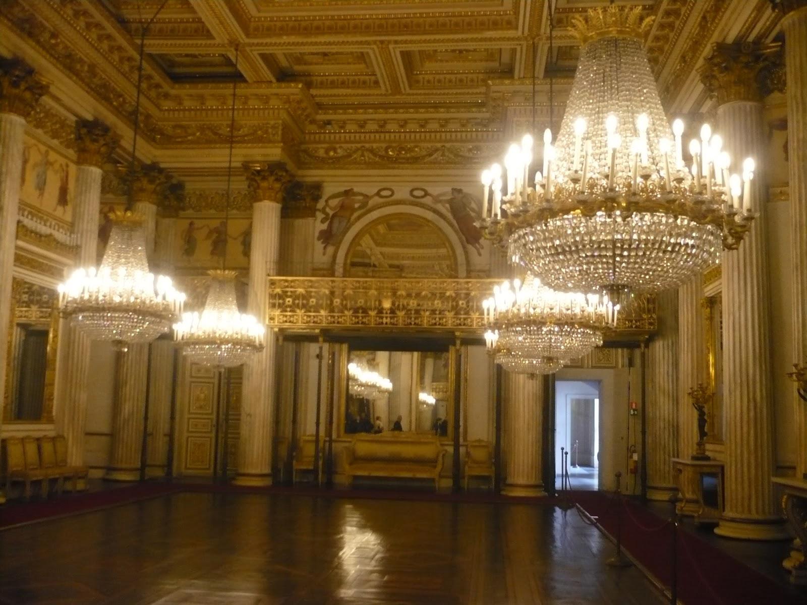 Palazzo Reale Di Torino #69460E 1600 1200 Sala Da Pranzo Ottocento