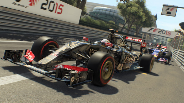 F1 2015 HD Wallpaper