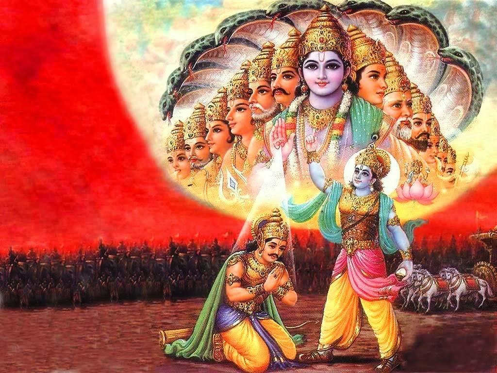 Wallpaper download karna hai -  Krishna Wallpaper Hd
