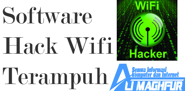 Program hack wifi terbaik