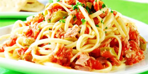 Spaghetti Sangiovanni