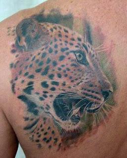 Leopard Print Tattoos, Tattooing