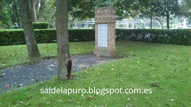 Parque Gijón