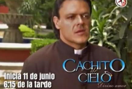 """completo de """"Yo Cachito de Cielo Cap 1 lunes 11 Junio de 2012"""" de ..."""