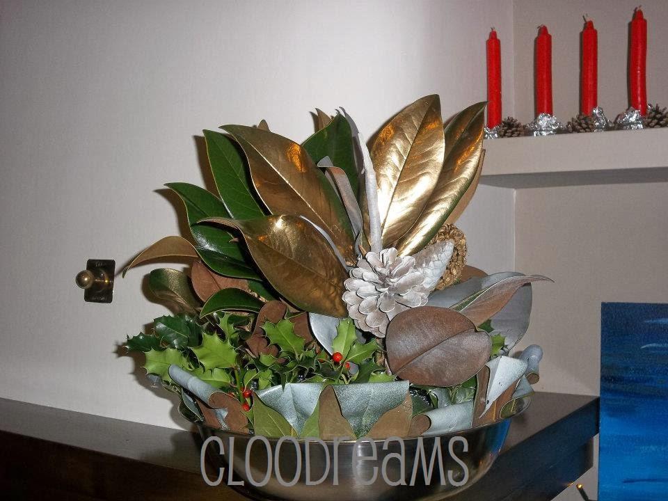 Cloodreams cio 39 che la mente pensa la mano crea - Decorazioni rami secchi ...
