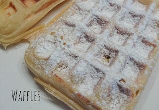 Recipe Waffles