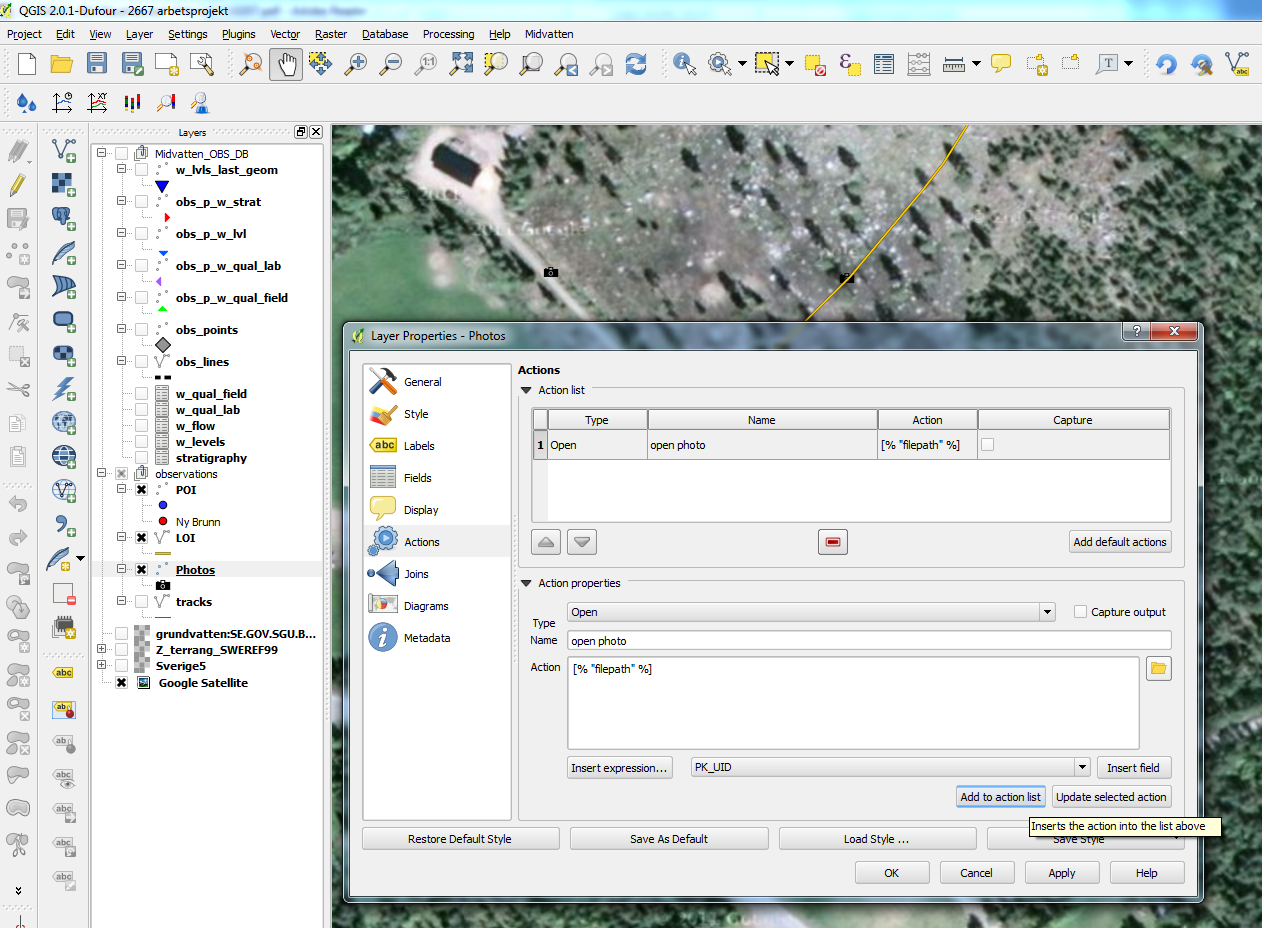 how to open mxd files in qgis