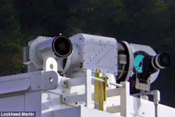 Amerika Uji Coba Laser dengan Target Jarak Jauh