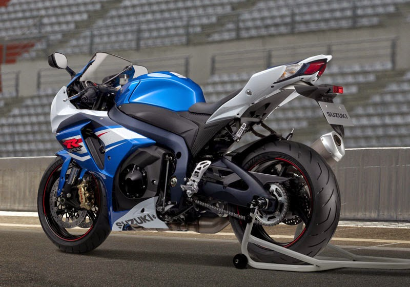 Motor Suzuki GSX-R1000 Tahun 2012