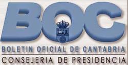 Boletín Oficial de Cantabria