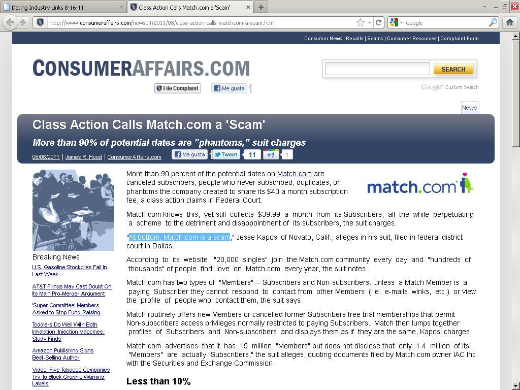 Open Class Action Lawsuits >> Class Action Lawsuit Zoosk Tingterpcecul35 S Soup