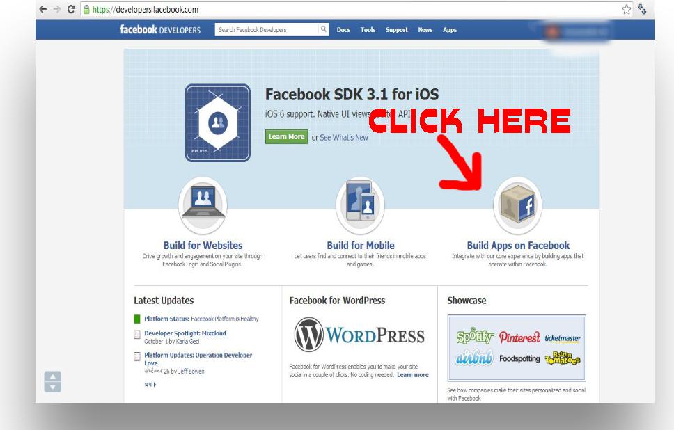 Make Your Own Facebook Apps Nayablog