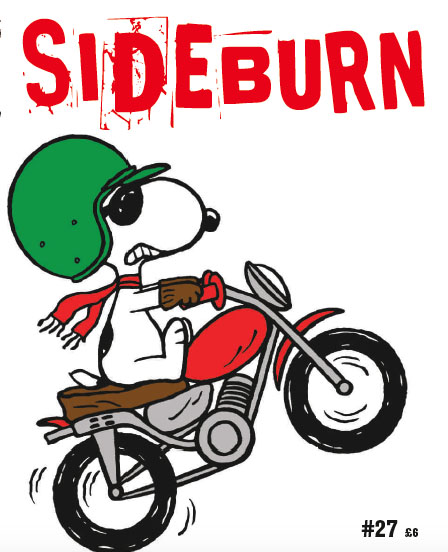 Sideburn 27 - Snoopy edition