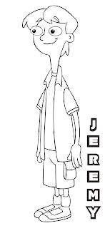 Jeremy de Phineas y Ferb