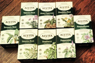 Alvita teas