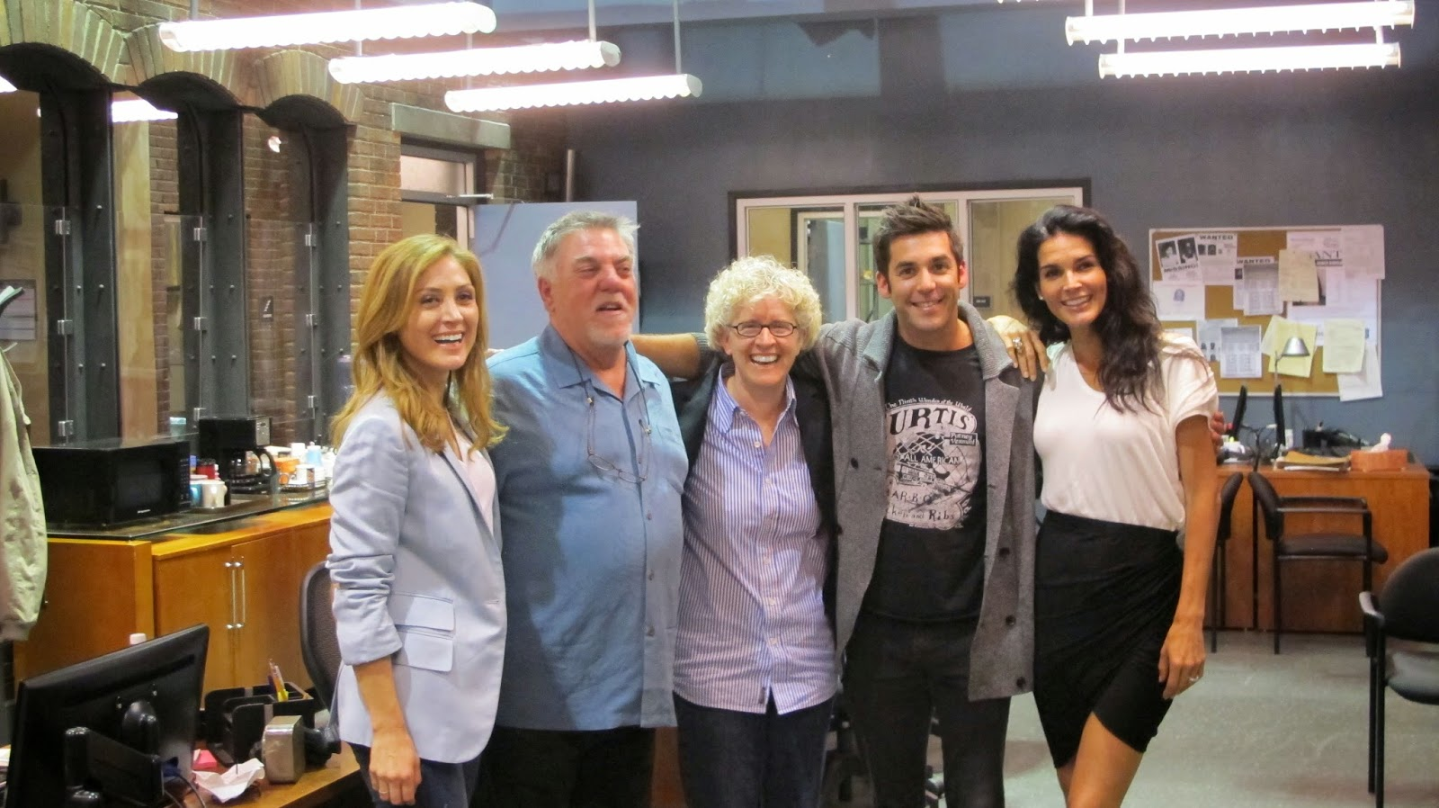 Nautical by Nature | Rizzoli and Isles set visit