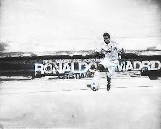 Cristiano Ronaldo Real Madrid Wallpaper 2011 9