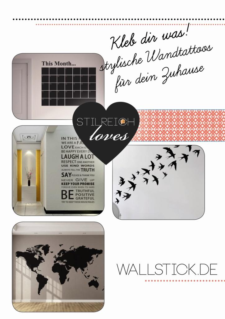 Stilreich loves wandtattoos by s t i l r - Stilreich blog ...