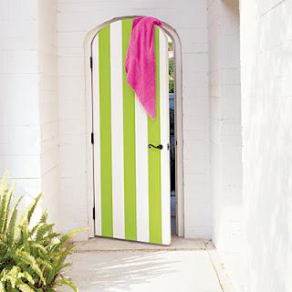 como pintar portas