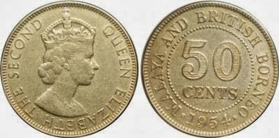 1954 Malaya