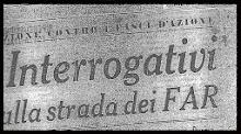 FASCI D' AZIONE RIVOLUZIONARIA