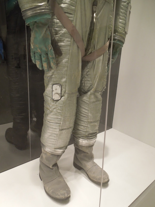 2001 Space Odyssey spacesuit detail
