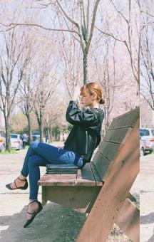 Áo sơ mi nữ tay bồng đẹp hàn quốc cho nàng dạo phố mùa hè 2016