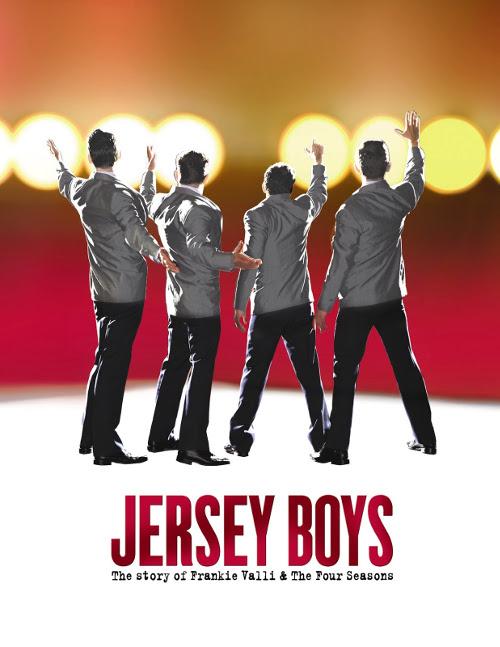 """""""JERSEY BOYS"""" regia di Claudio Insegno"""