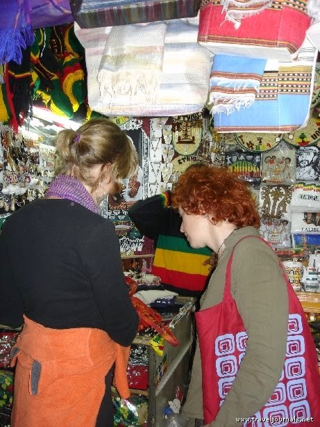 shopping places to see in Addis Ababa