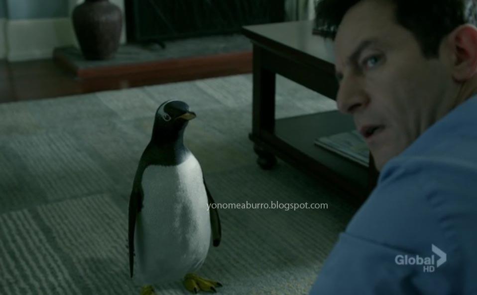 Yonomeaburro: Alucinación Awake: Jason Isaacs y el pinguino de El ...