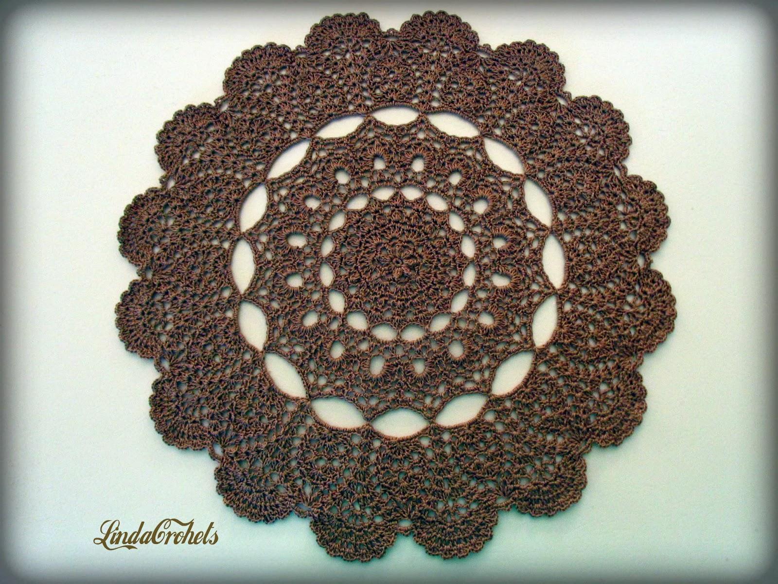 Mantilla Doily Pattern images