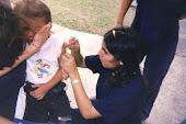 Campaña de Vacunación en Municipio San Diego