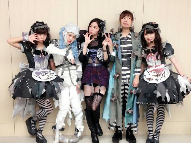 AKB48 ハロウィン・ナイトのコスプレ Halloween Night Cosplay 3