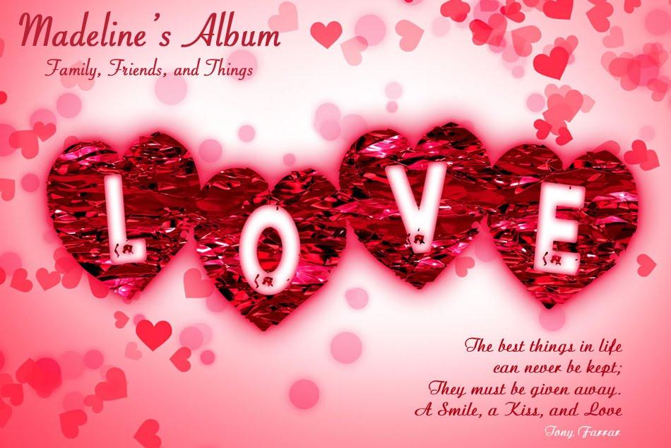 Madeline's Album