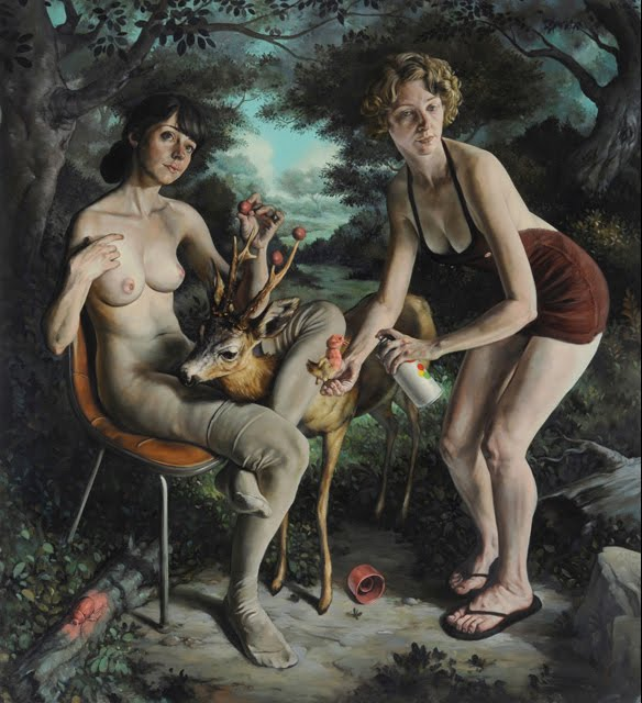 Art Gallery Arken real escort