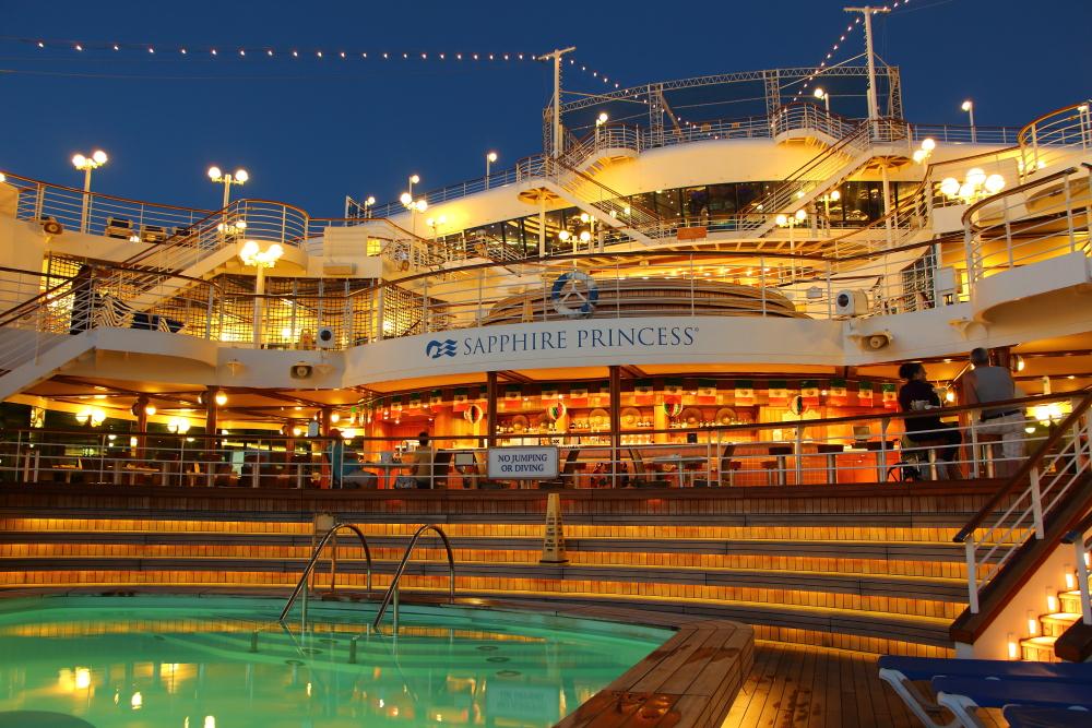Princess Cruises Singapore Homeport Cruise 2015 2016