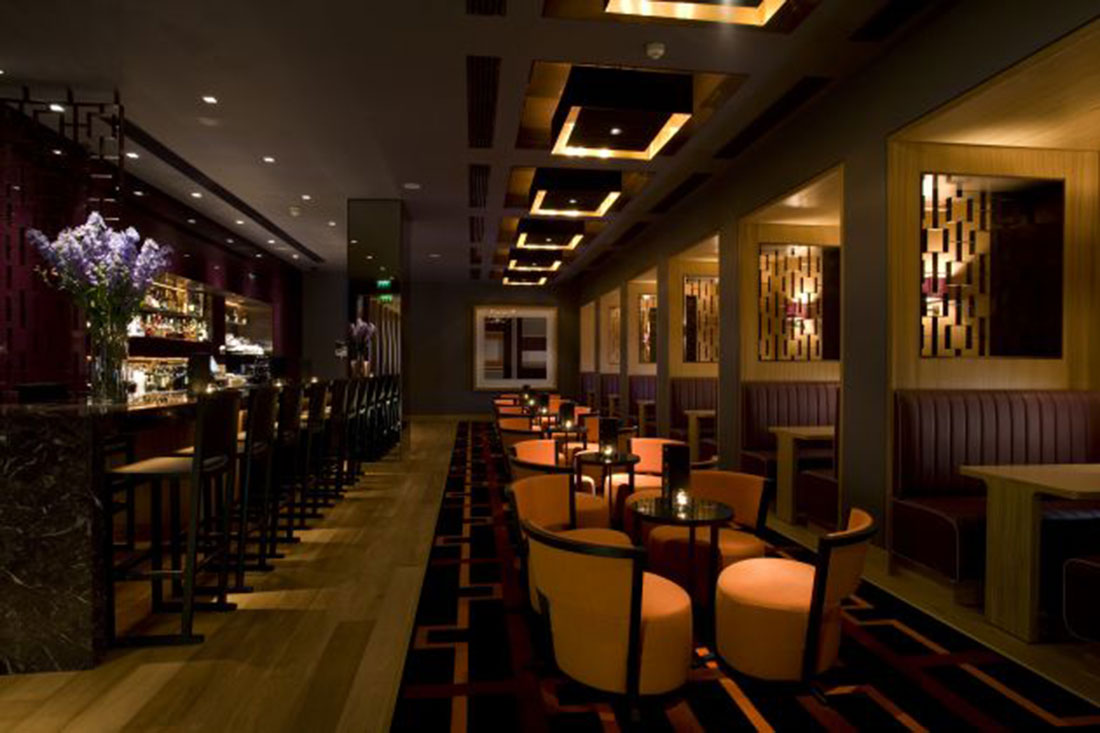 Fitzwilliam Hotel Contemporary Restaurant Design