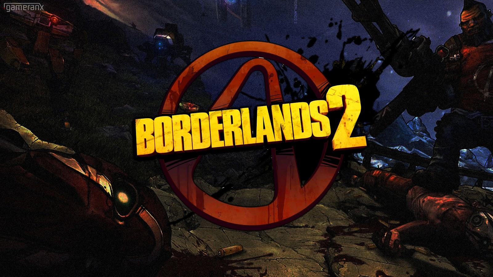 hd wallpaper background and desktop borderlands 2