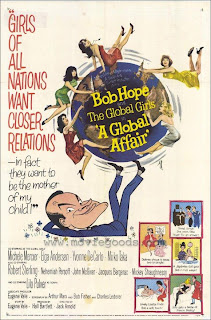 Standard American film poster for A Global Affair