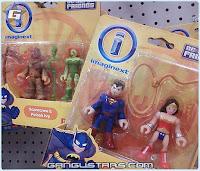 Imaginext DC Wonder Woman Poison Ivy Harley Quinn female figures