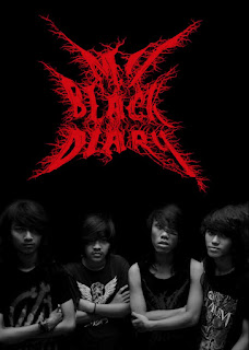 My Black Diary Band Metalcore / Deathcore Jakarta Selatan Foto Logo Artwork Wallpaper