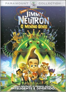 Download - Jimmy Neutron, o Menino-Gênio DVDRip - AVI - Dublado