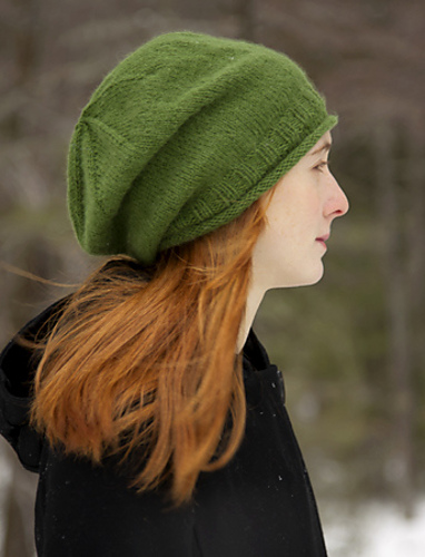 Free Knitting Pattern For Baby Slouch Hat : Serenity Knits: November 2012