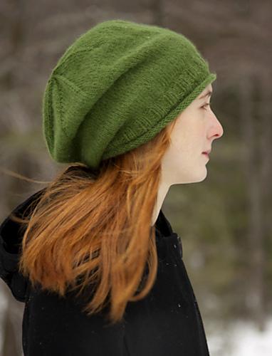 Slouchy Beanie Pattern Knitting : Serenity Knits: November 2012