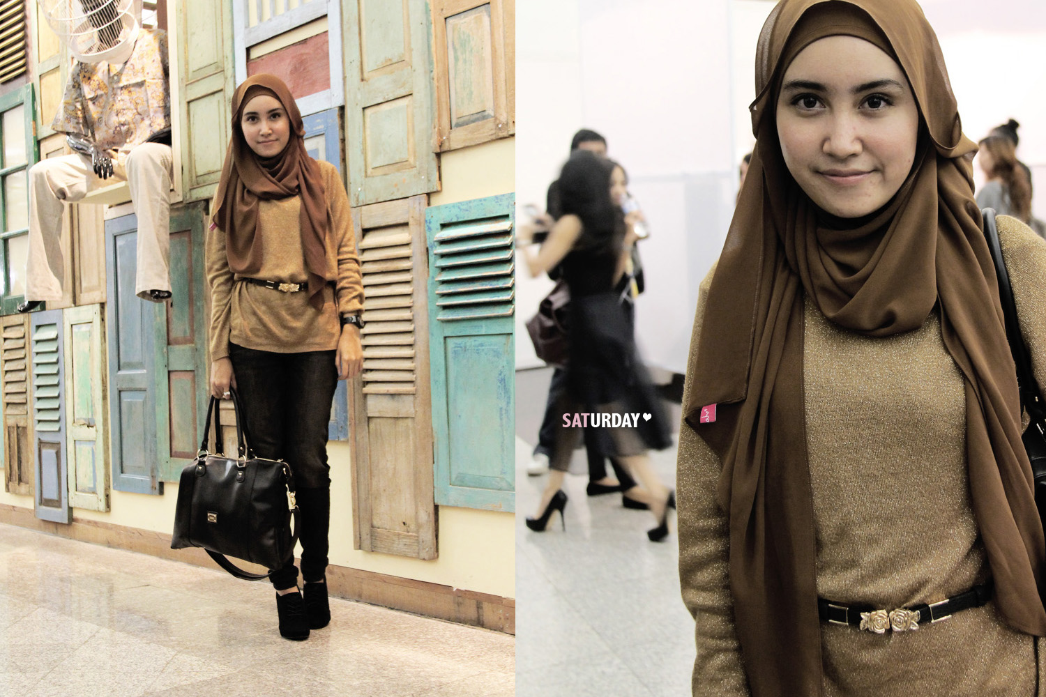 Shoppe DOlumis Trendy Icon Hijab Style Part2