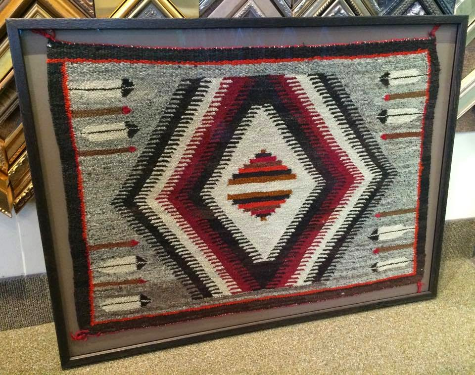 Whats New At Frame By Frame Bring Those Rugs Up Off The