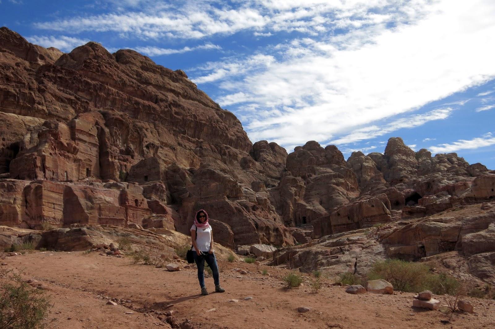 Ruta alternativa, Petra