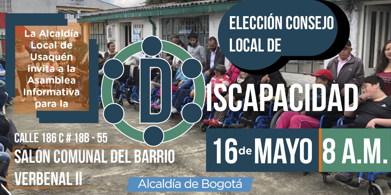 Concejo local de Discapacidad