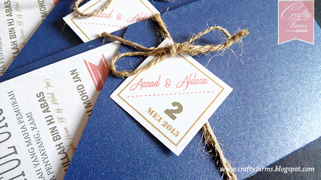 grand lexis, port dickson wedding card