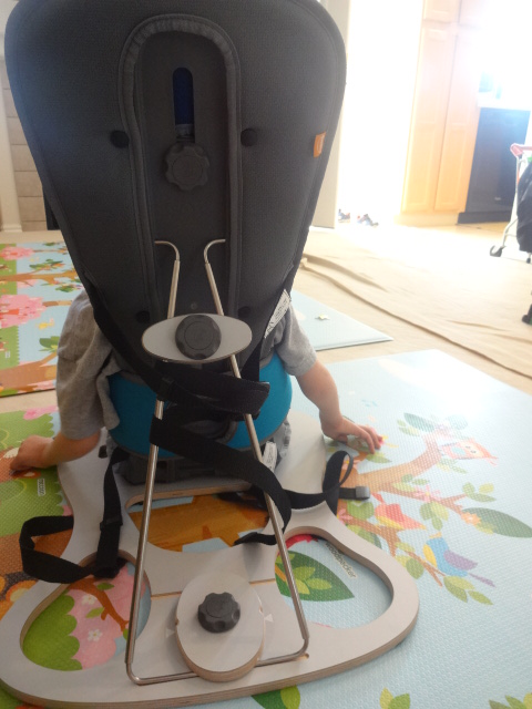 Noahs Miracle The New Goto Seat Floor Sitter By Firefly